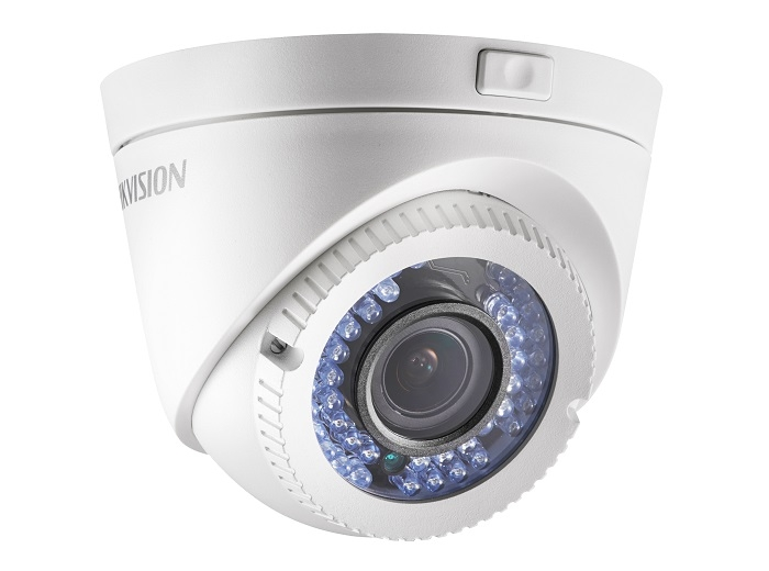 CAMERA ANHD DOME 2MP IR40M 2.8-12MM POC