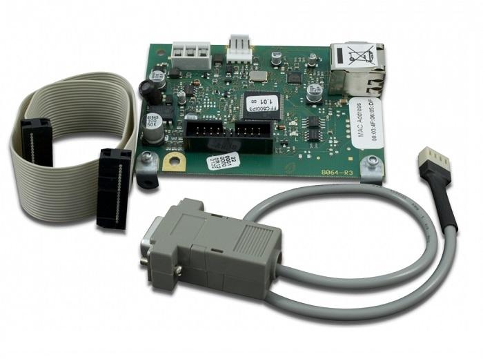 Modul TCP/IP  pentru centrale seria FC500
