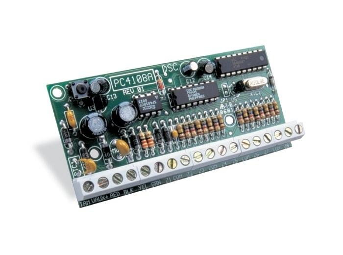 MODUL EXTENSIE 8 ZONE PENTRU PC 4010 / PC 4020