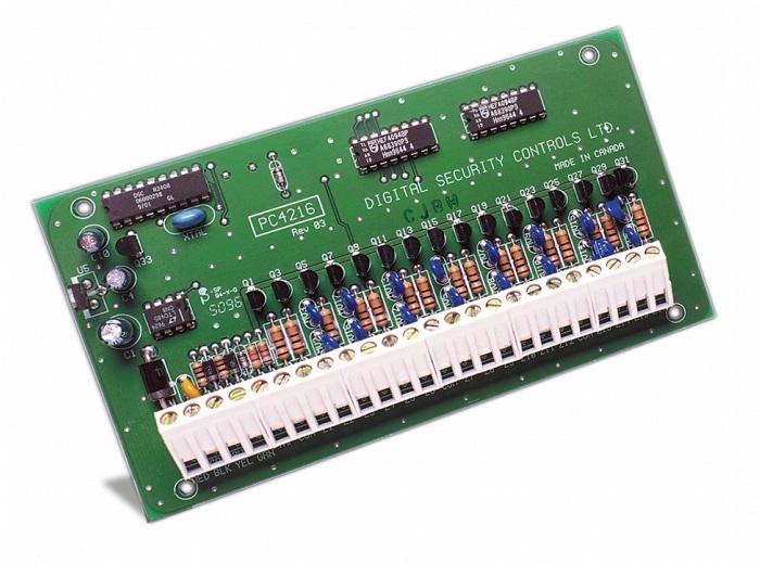 MODUL 16 IESIRI PENTRU PC 4010 / PC 4020