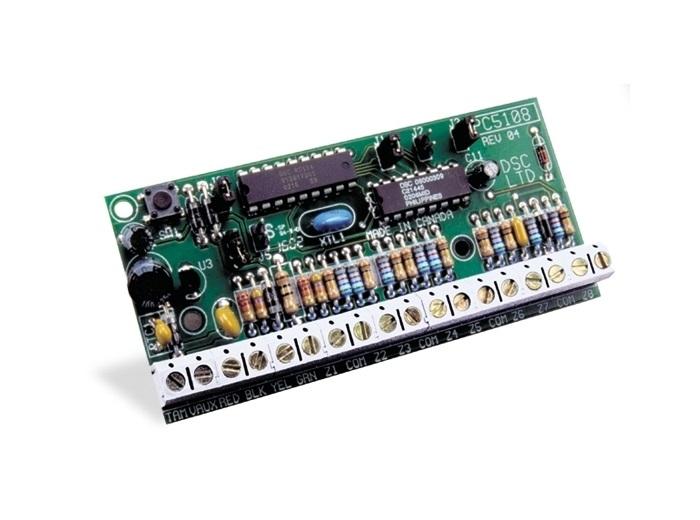 EXTENSIE 8 ZONE PENTRU PC 5010 / PC 5020