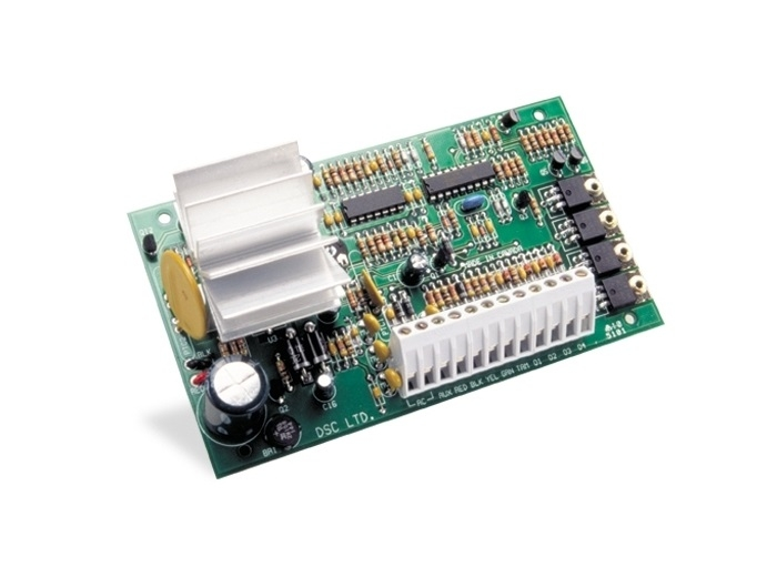 MODUL 4 IESIRI RELEU PENTRU PC 5010 / PC 5020