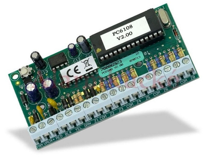EXTENSIE 8 ZONE PENTRU PC 6010