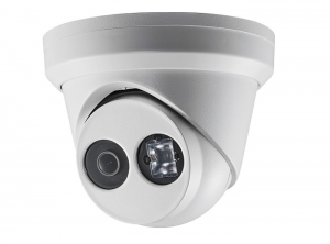 CAMERA IP DOME 4MP IR 30M LENTILA 4MM MIC