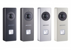 POST DE EXTERIOR WIRELESS CU CAMERA SI SONERIE