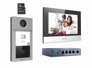 KIT VIDEOINTERFON MONITOR 7